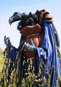 skeksis costume