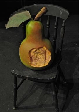 large pear