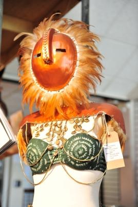 Mask tribal