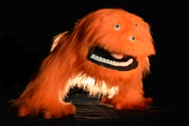 Character in the style of - Monsters Inc.