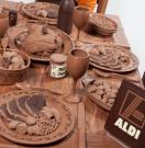 Chocolate Easter feast Aldi