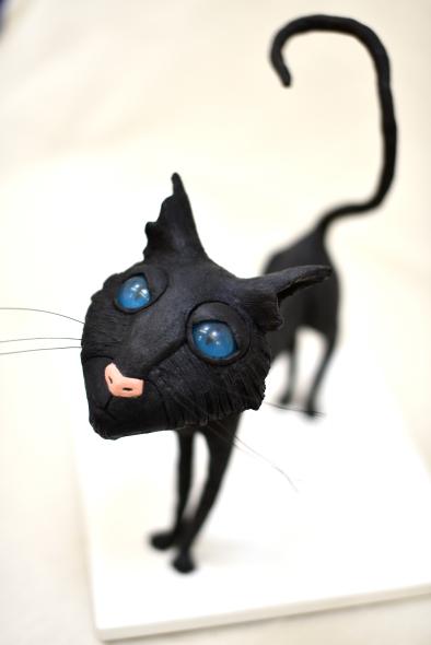 Coraline Cat Janene Whitehead