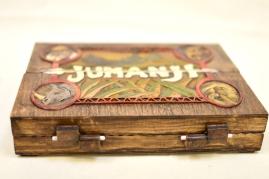 Jumanji Board Gemma Wright