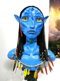 Avatar Bust - Rachel Godfrey