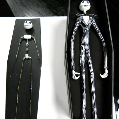 Jack Skellington- Sammy Bailey