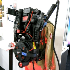 Ghostbusters Proton Pack- Keith Thomson