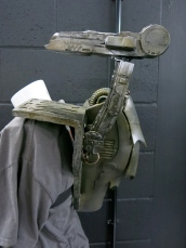 Animatronic Predator shoulder gun- Guy Watson